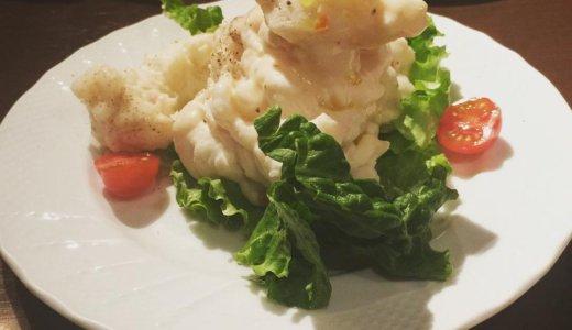 【食レポ@東京】マイアミパティオの「十勝生まれのポテトサラダ」