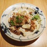 板蕎麦 香り家の蕎麦米ポテトサラダ