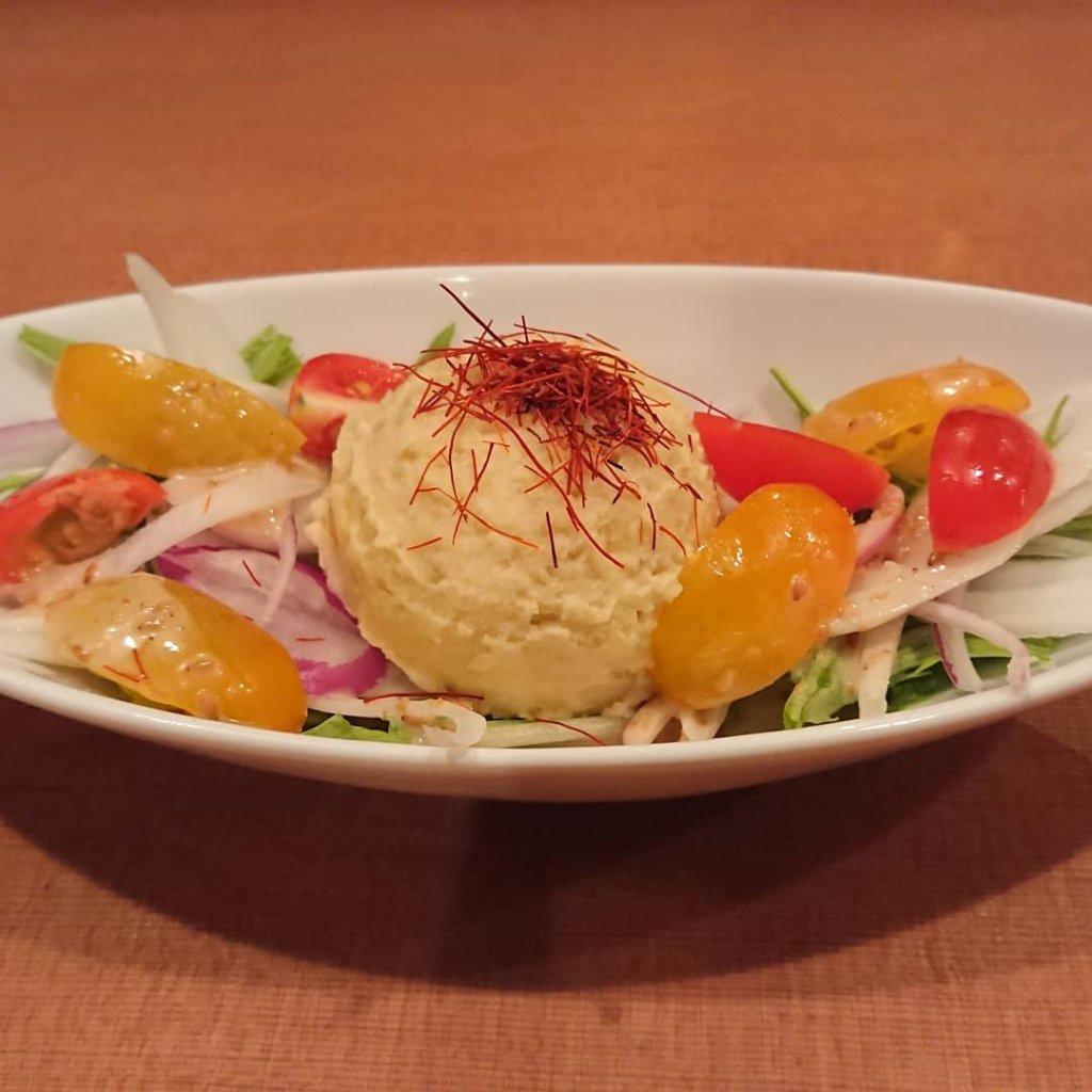 自彩菜酒処 渓の酒呑みポテトサラダ