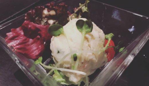 【食レポ@広島】岡虎・景虎の「自家製ポテトサラダ」
