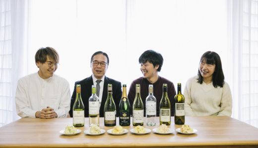 【品評会】サッポロワイン8種類とポテトサラダ6種類を食べ比べてみた。