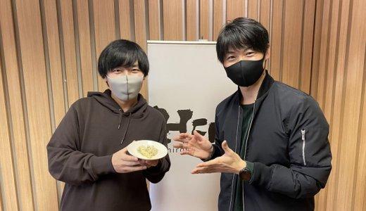 広島FMの「GOOD JOG+」に再出演しました。